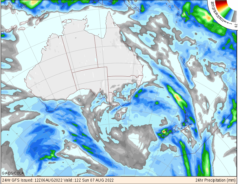 Maps WeatherWatchconz - Map new zealand